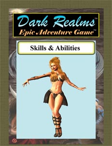 Dark Realms Epic Adventure Game: Skills and Abilities